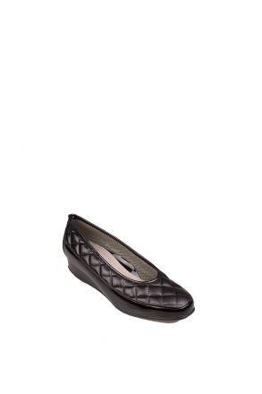 45030 Ara Kadın Ayakkabı 3-8,5 SCHWARZ,LACK-VELOUR - 33SL