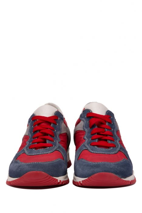 4550 Valleverde Erkek Spor Ayakkabı 39-46 Kırmızı / Rosso