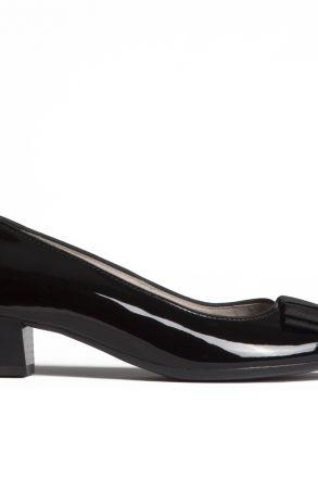 45812 Ara Kadın Ayakkabı 3-8,5 Siyah / Schwarz