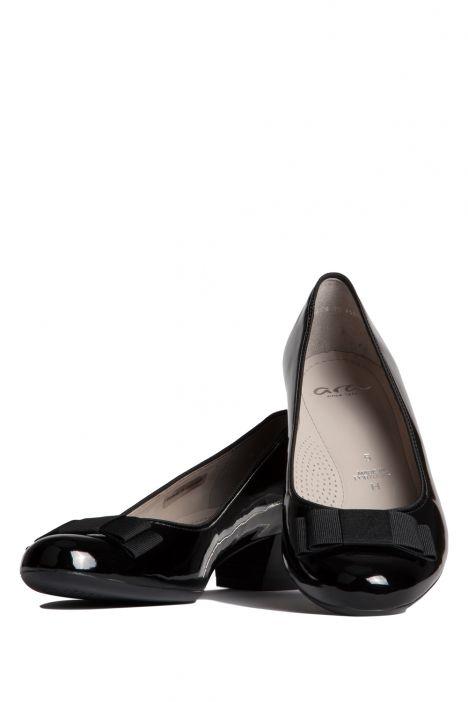 45812 Ara Kadın Ayakkabı 3-8,5 PATENT, BLACK - 08PB