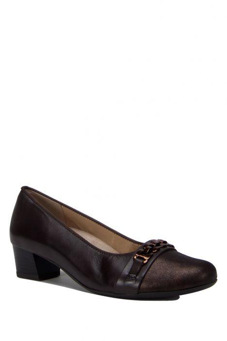 45880 Ara Kadın Topuklu Deri Ayakkabı 3.5-8.5 NAP-LUX, MORO - 07NLM