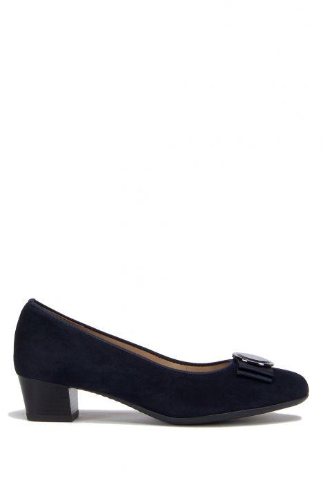 45882 Ara Kadın Topuklu Ayakkabı 3.0-8.0 SAMTCHE, BLAU - 06SB
