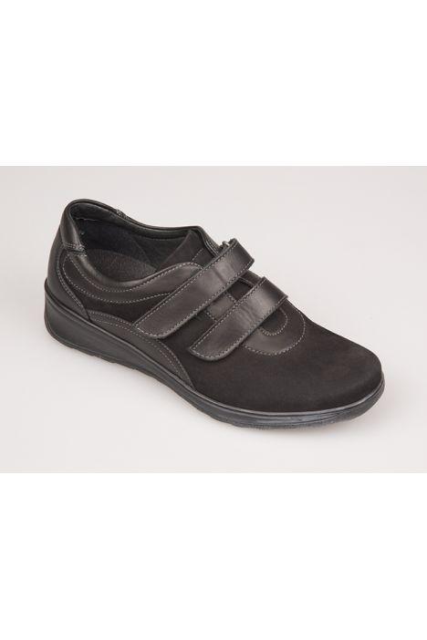 45953 Ara Kadın Ayakkabı 3,5-8,5 SCHWARZ,NUBUK - 01SN