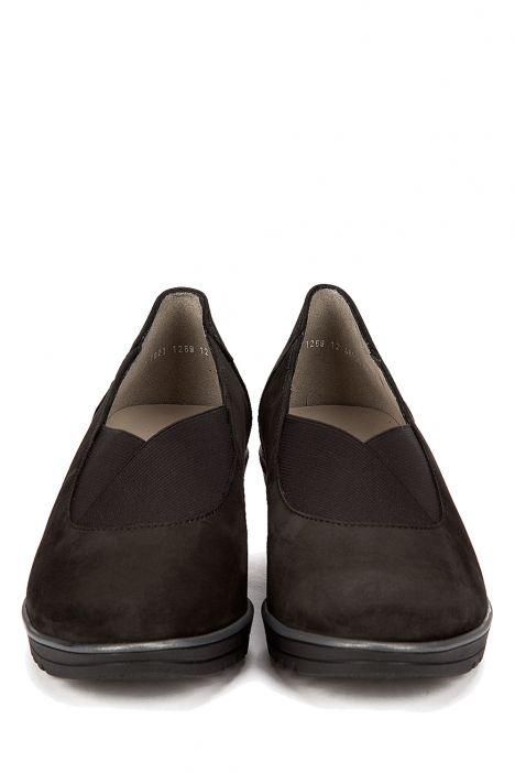 46120 Ara Kadın Ayakkabı 3-8 SCHWARZ,NUBUK - 10NS