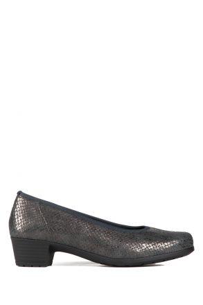 46136 Ara Kadın Topuklu Ayakkabı 3,5-8 GRAPHIT - 12G