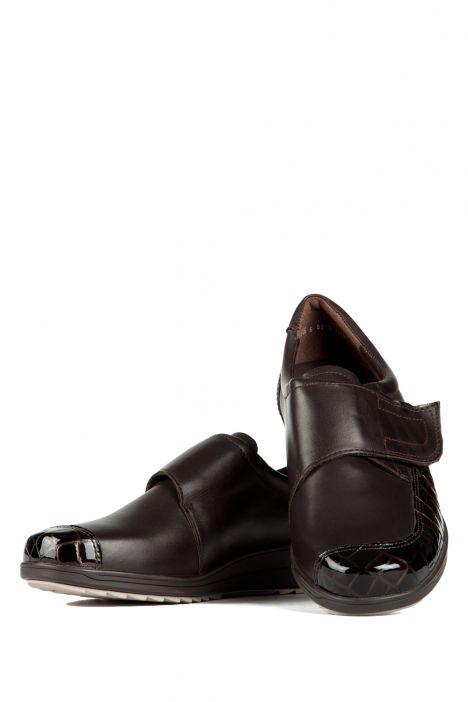 46327 Ara Kadın Ayakkabı 3,5-8,5 CACAO,MORO KROKO LACK - 06CM