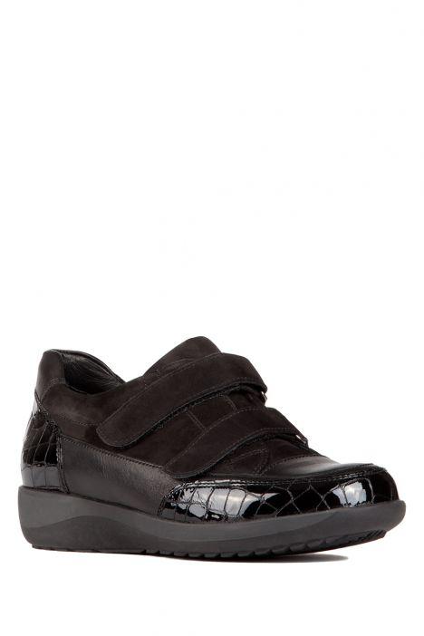 47505 Ara Kadın Ayakkabı 3,5-8,5 SCHWARZ,KROKO LACK - 01SK