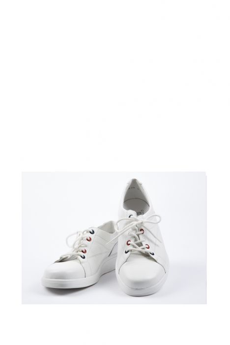 47755 Ara Kadın Deri Ayakkabı 3,5-8,5 WEISS,MARINE-MULTI - 13W