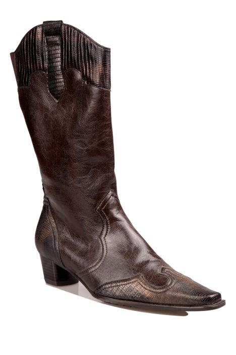 48905 Ara Kadın Çizme 2,5-8 TUNDRA