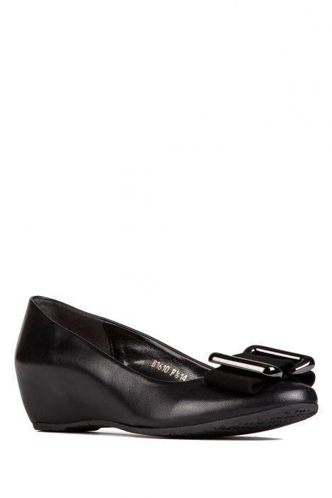 5105 Valleverde Kadın Ayakkabı 35-40 Siyah / Nero