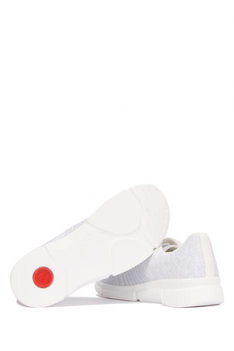 5115 Berkemann Kadın Anatomik Spor Ayakkabı 4.0-6.0 ComfortKnit-weib/Silber/Lurex - 104
