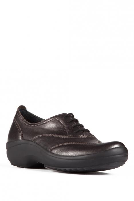 5210 Berkemann Kadın Anatomik Ayakkabı (3-8,5) Kaffee Perlato/Leder - B-694
