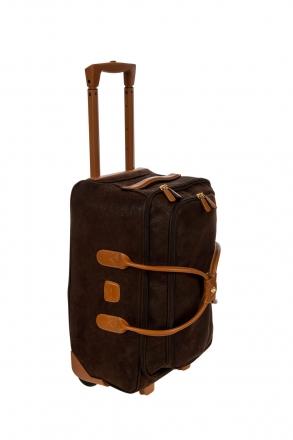 5220 Bric's Life Kabin Boy Valiz 55x25x32 cm Kahverengi / Brown