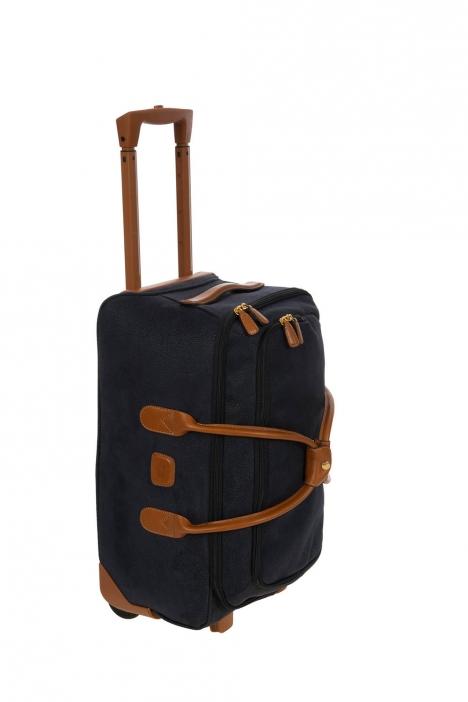 5220 Bric's Life Kabin Boy Valiz 55x25x32 cm Mavi / Blue