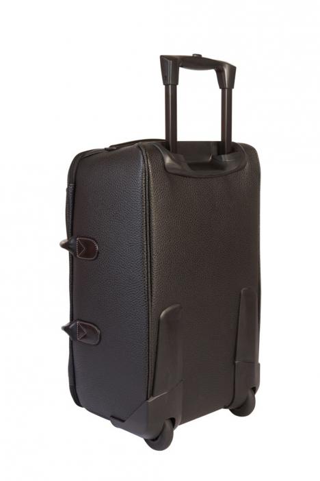5220 Bric's Magellano Kabin Boy Valiz 55x25x32 cm Siyah / Black