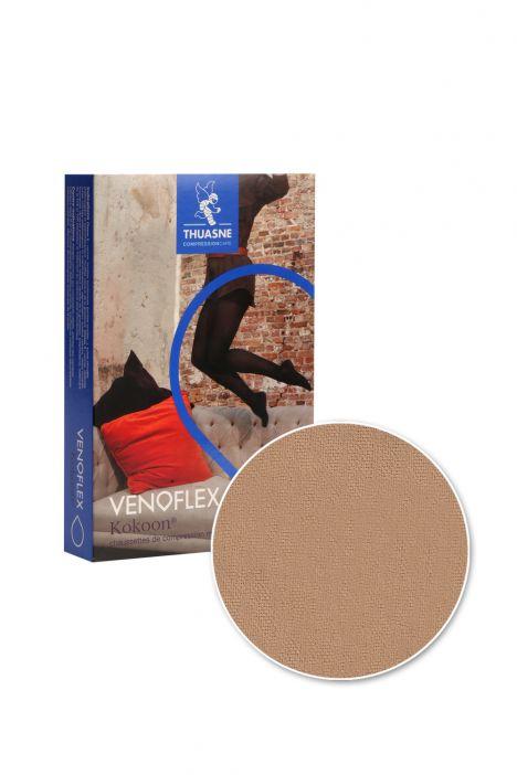 5230-11 Venoflex Kokoon Dizaltı Çorap 20-36 mmHg (Kısa) Bej / Beige