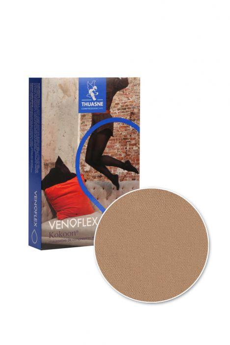 5230-12 Venoflex Kokoon Dizaltı Çorap 20-36 mmHg (Normal) Bej / Beige