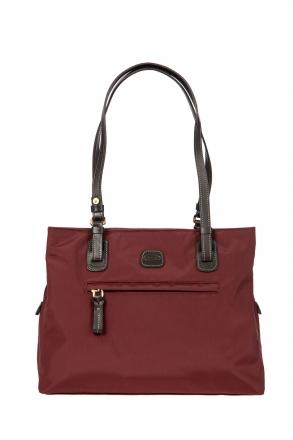 5282 Bric's X-Bag Omuz Çantası 32x25x15 cm Bordo / Bordeaux