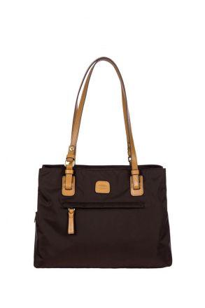 5282 Bric's X-Bag Omuz Çantası 32x25x15 cm