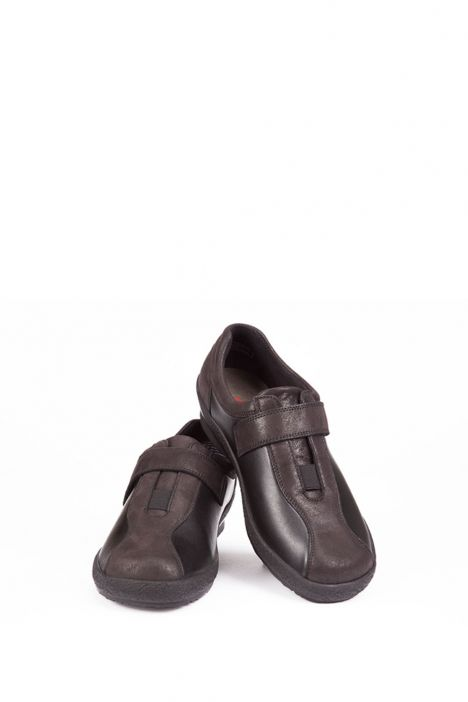 5312 Berkemann Kadın Anatomik Ayakkabı 3-8,5 Schwarz Leder/Strc. - 906