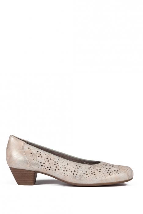 53609 Ara Kadın Topuklu Ayakkabı 3-8 FRESCO, PUDER - 77FP
