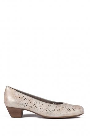 53609 Ara Kadın Topuklu Ayakkabı 3-8