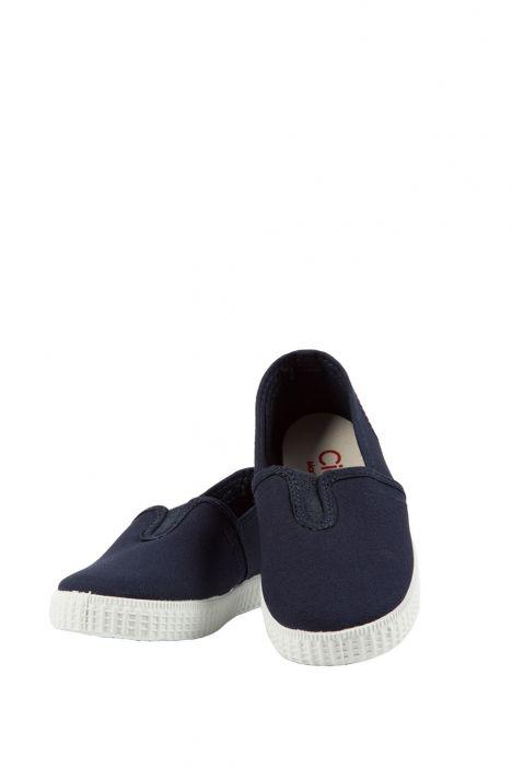54000 Kifidis Cienta Çocuk Keten Ayakkabı 22-30 Mavi / Marino