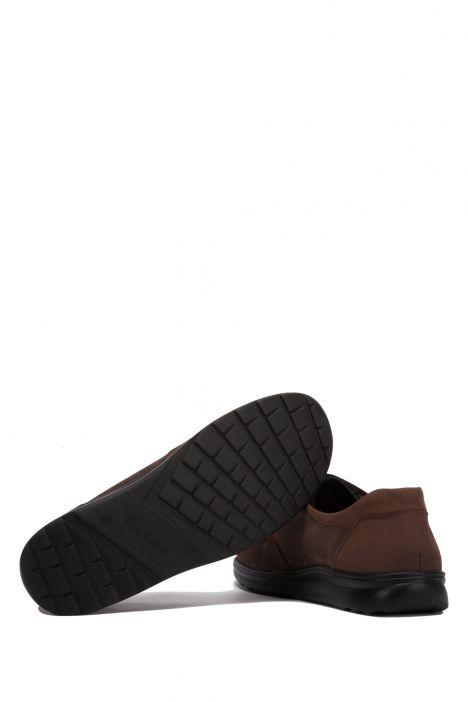 5505 Berkemann Erkek Anatomik Ayakkabı 6-11,5 Brau-Fettleder / Strc. - B-434