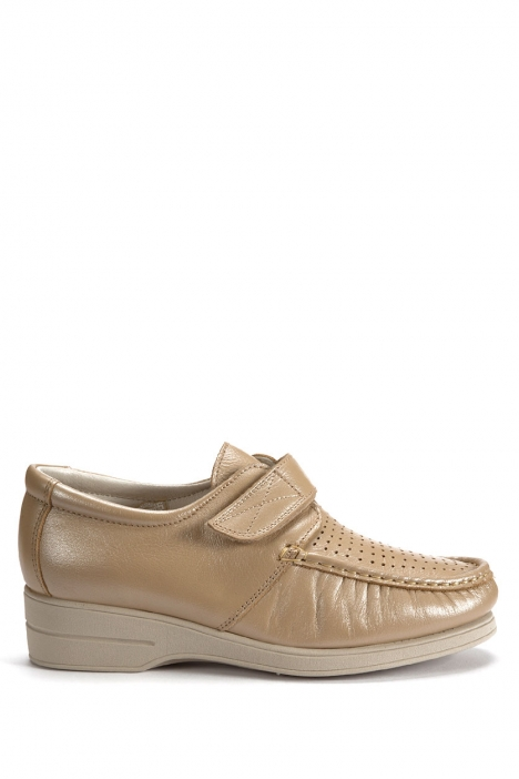5627-P Pinoso's Diyabetlilere Uygun Kadın Ayakkabı 35-42 PIEDRA