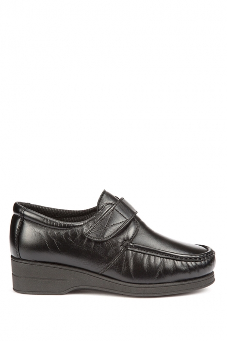5627 Pinoso's Kadın Ayakkabı 35-42 Siyah / Black