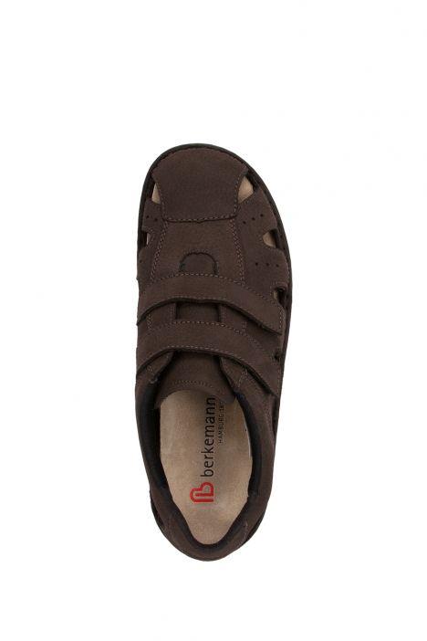 5722 Berkemann Erkek Anatomik Ayakkabı 6-12 Sattelbraun-Nubuk - 419S