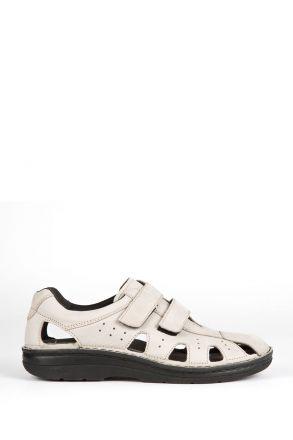 5722 Berkemann Erkek Ayakkabı 6-12 Grau Pragenubuk - 911