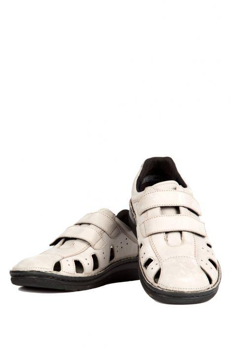 5722 Berkemann Erkek Anatomik Ayakkabı 6-12 Grau Pragenubuk - 911