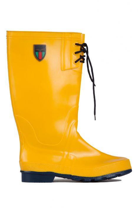 6001 Erkek Pvc Çizme 42-46 GIALLO/BLUE