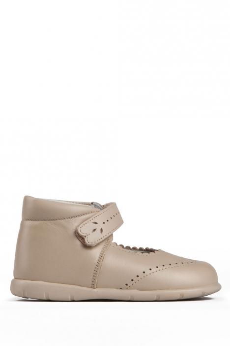 602 Chiquitin İlk Adım Çocuk Ayakkabısı 18-22 ANILINA LINEN