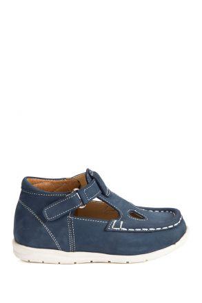 604 Kalite İlk Adım Çocuk Ayakkabısı (Velkrolu) 19-24 NU.JEANS