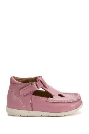 604 Kalite İlk Adım Çocuk Ayakkabısı (Velkrolu) 19-24