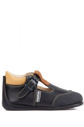 608 Kifidis Angel Hakiki Deri İlk Adım Ayakkabı 19-24