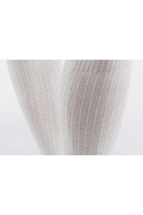 6129-13 Venoflex Fast 15-20 mmHg Erkek İçin Çorap (Uzun) Gri / Grey