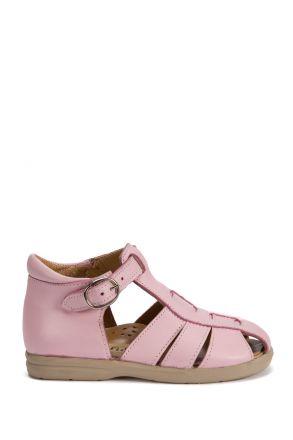 622 Kalite İlk Adım Çocuk Ayakkabısı 19-24 Pembe / Pink