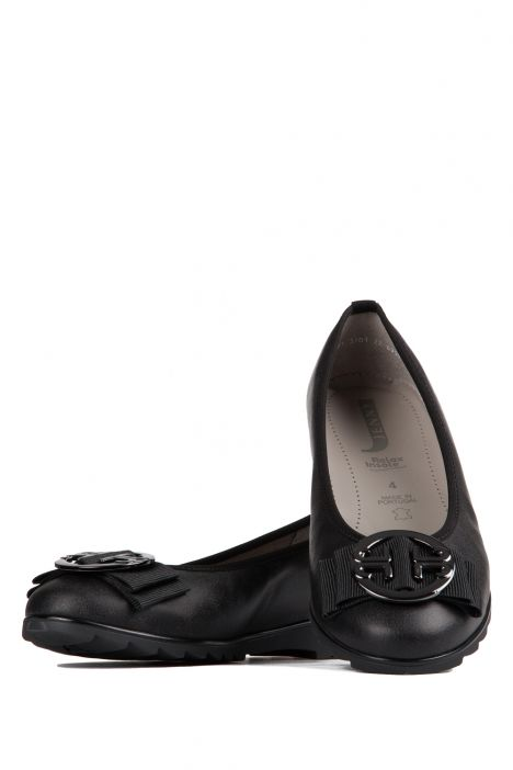 63384 Ara Jenny Kadın Ayakkabı 3,5-8,5 CRU-MET, SCHWARZ - 82CS
