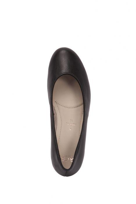 63619 Ara Kadın Topuklu Deri Ayakkabı 3.5-8.0 KALF,BLACK - 81KB