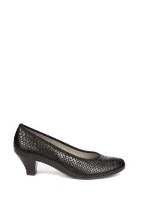 64245 Ara Kadın Topuklu Ayakkabı 36-42