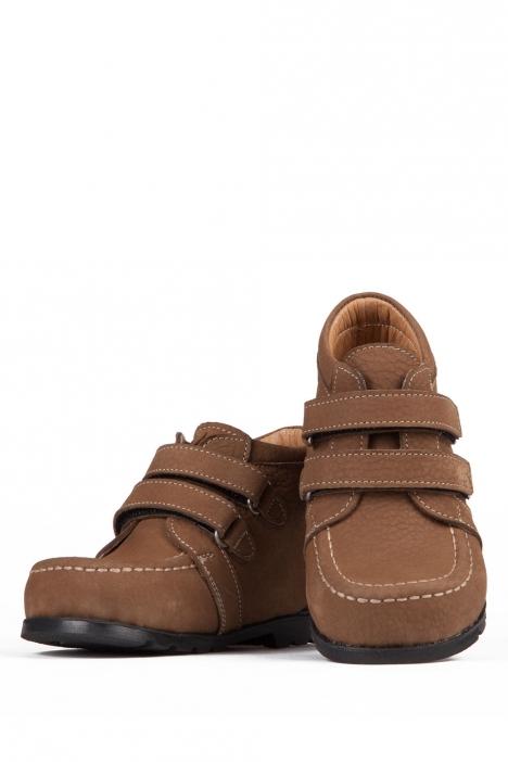707 Kalite İlk Adım Çocuk Ayakkabısı 19-24 NU.TABA