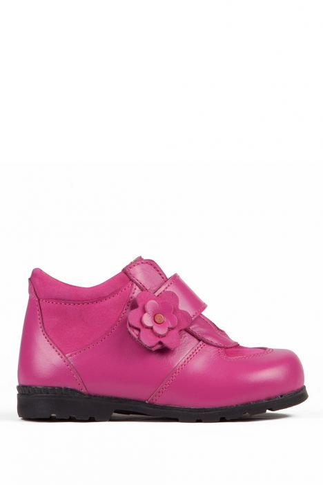 710 Kalite İlk Adım Çocuk Ayakkabısı 21-24 Fuşya / Fuxia