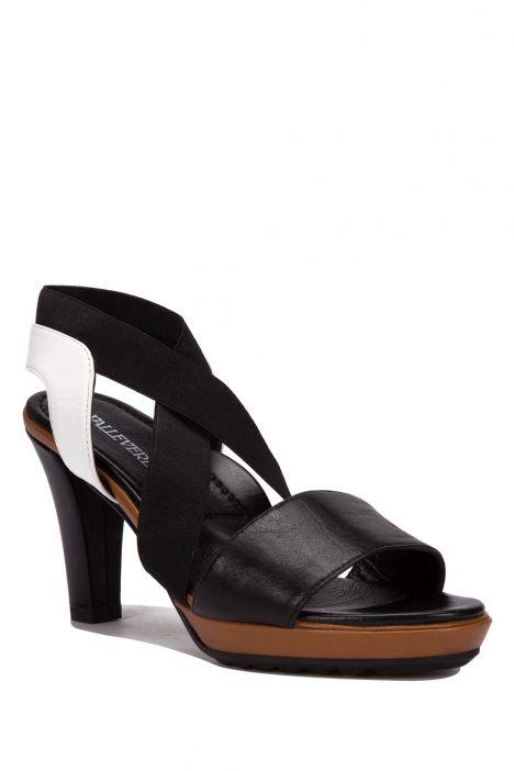 7195 Valleverde Kadın Sandalet 35-40 Siyah / Nero
