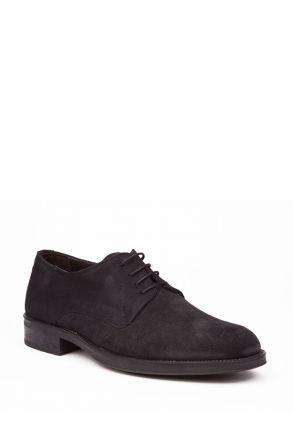 720 Carattere Erkek Ayakkabı 39-46 Siyah / Nero