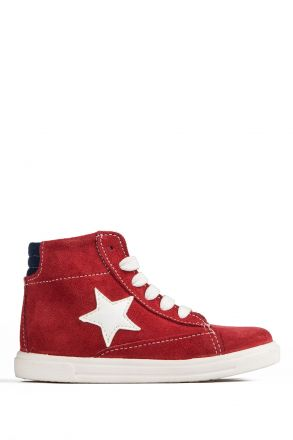 7207D31 Kifidis Melania Çocuk Ayakkabı 24-32 Kırmızı / Rosso