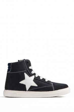 7207D31 Kifidis Melania Çocuk Ayakkabı 24-32 Mavi / Blue