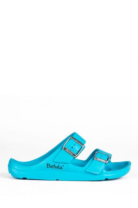 730133 Birkenstock Betula Balance Kadın Terlik SKY BLUE